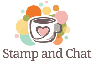 Stamp and Chat Logo
